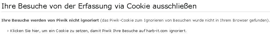 Piwik-Einstellungen-Erfassung-eigene-Besuche-deaktivieren