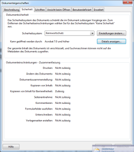 pdf-sicherheit